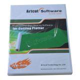 โปรแกรม Artcut 2009 สำหรับการตัดและการเขียนแบบ ขั้นพื้นฐาน ,เวอร์ชั่นภาษาอังกฤษ/Artcut 2009 Basic Cutting Plotting Software, English Version