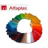 แผ่น อะคริลิค Alfaplas ( รูปแบบสีสัน  ) ---  Alfaplas Acrylic Sheet(color)