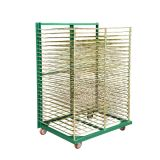 13/18/25 Layers 1000mm x 650mm Turnover Rack for Channel Letter