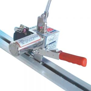 High-speed Fabric Rail Type End Cloth Cutter