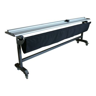 เครื่องตัดบอร์ด ขนาด 2.5m /100 Inch Large Format Paper Guillotine Trimmer Cutter with Support Stand