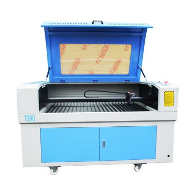 เครื่องตัดเลเซอร์ (1300mm x 900mm) Detachable High Precision Laser Cutting Machine,Yongli 130W/150W Laser