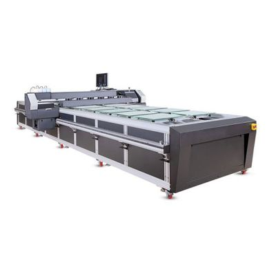 DT1302 Digital Direct Inkjet Printing Machine with 2 Epson 5113 Printheads