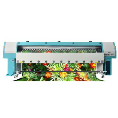 Infinity FY-3200AT Mini 3.2m (2/4heads) SPT Alpha 1024HG a-L/25pl High Speed Solvent Printer